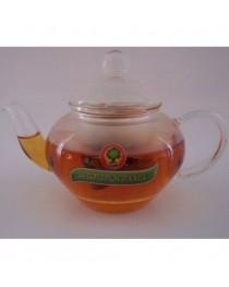 Стъклен чайник 400 ml.