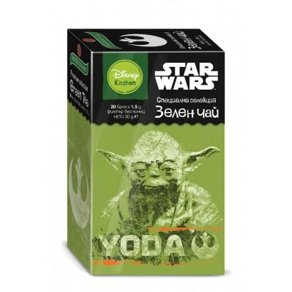 Зелен чай Междузвездни войни