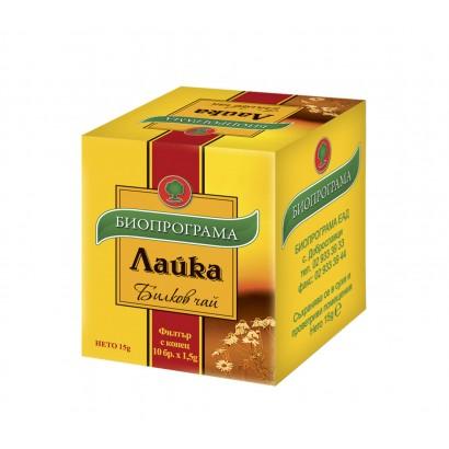 Чай Лайка премиум 10
