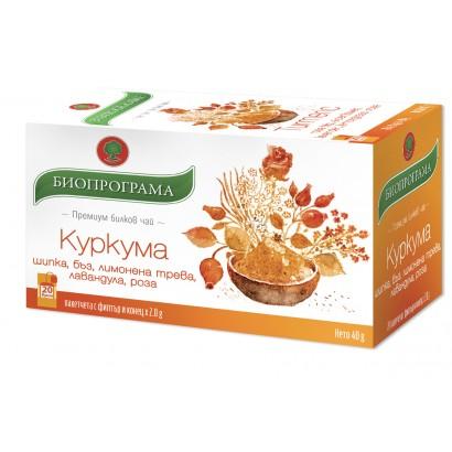 Чай Куркума