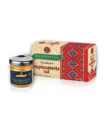 Старопланински чай + мед