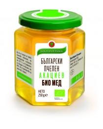 Акациев БИО пчелен мед 250 гр.