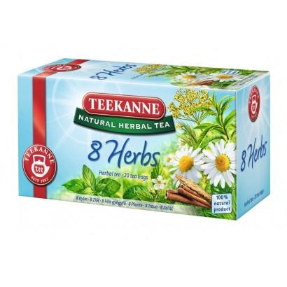 Чай 8 билки Teekanne