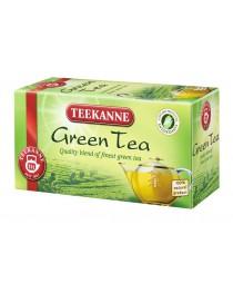 Зелен чай Teekanne